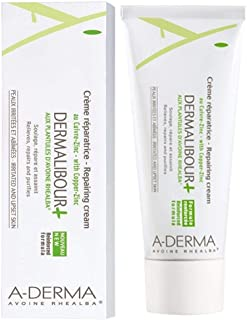 Aderma Dermalibour Cream Reparatrice Repairing Cream 15ml