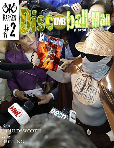 Discoball Man #2: Edition 1 (English Edition)