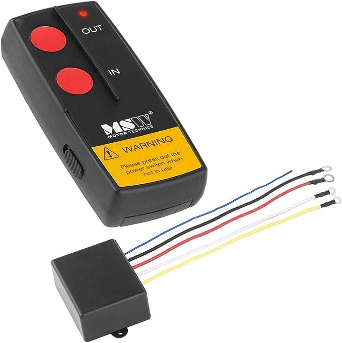 Msw Fernbedienung Für Elektrische Seilwinde Elektronik