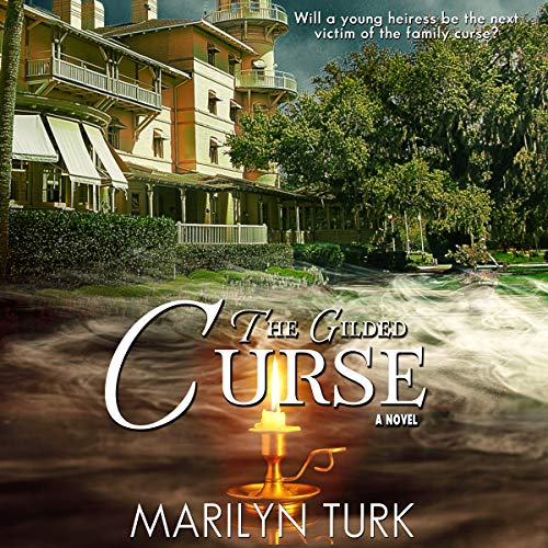 The Gilded Curse audiobook cover art