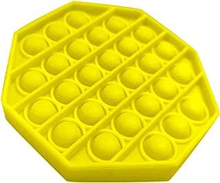 ANNA Push pop Bubble Squeeze Sensory Toy, Push Pop Pop Bubble Sensory Fidget Toy, Pop It Figit Toy Fidget Toys Autism Spec...