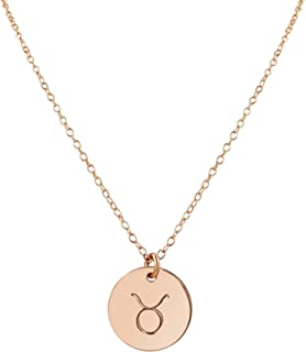 Best rose gold bow necklace Reviews