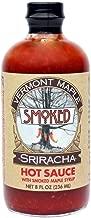 Vermont Smoked Maple Sriracha All Natural Hot Sauce - 8 FL OZ
