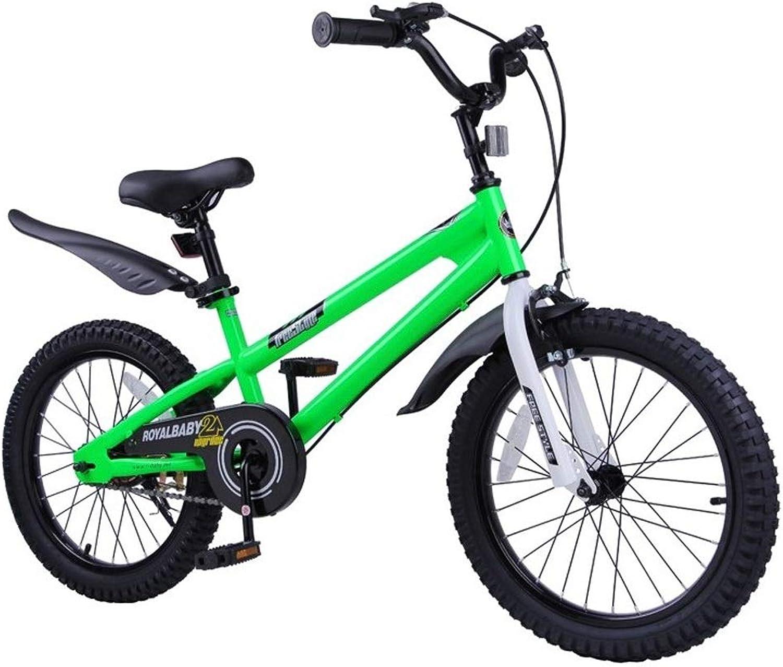 compra limitada Bicicleta para Niños Freestyle Boy 's 's 's para Niños Bicicleta para Niños en Bicicleta 4 Colors, tamaño 12 , 14 , 16 , 18   A la venta con descuento del 70%.