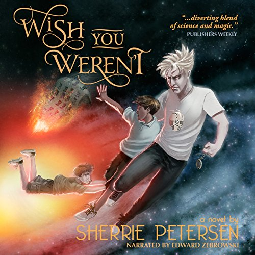 Wish You Weren't audiobook cover art