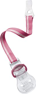 Philips Avent Pacifier Clip, Pink
