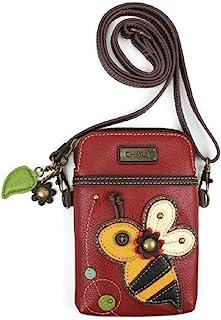 Charming Chala Buzzing Bee Cell Phone Purse Mini Crossbody Bag