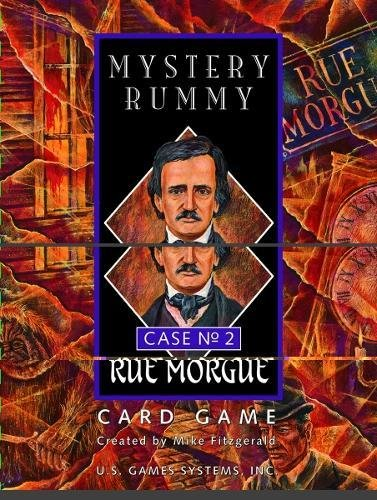 Mystery Rummy Card Case No 2: Murders in the Rue Morgue (Mystery Rummy Case)