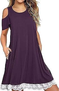 abb575d331549a Amazon.fr : Turquoise - Cocktail / Robes : Vêtements