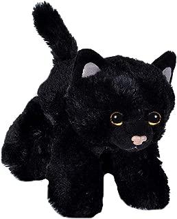 Wild Republic Black Cat Plush, Stuffed Animal, Plush Toy, Gifts for Kids, Hug'Ems 7