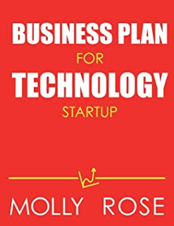 Business Plan For Technology Startup