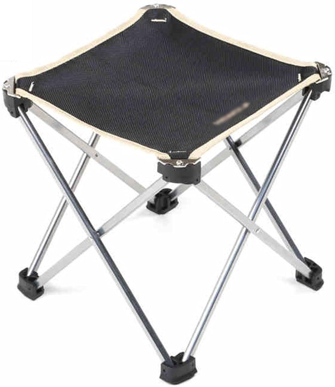 Ultra Light Portable Stool Aluminum Fishing Stool Folding Chair Outdoor Camping Sketch Stool