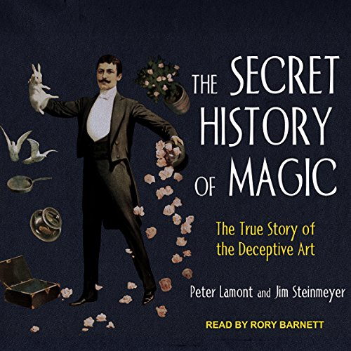 The Secret History of Magic cover art
