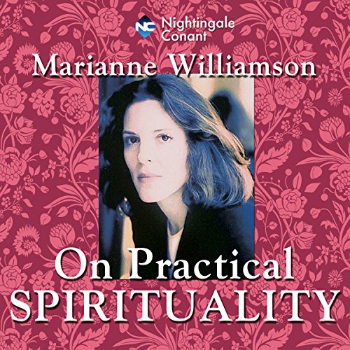 Practical Spirituality audiobook cover art