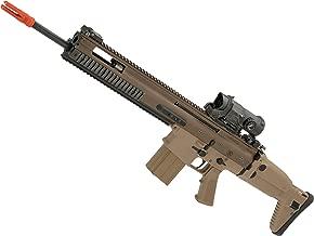Evike FN Herstal Licensed Full Metal Scar-H Airsoft AEG Rifle by WE-Tech