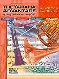 PT-YBM204-08 - The Yamaha Advantage - Clarinet - Book 2