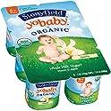 Stonyfield Organic, YoBaby Vanilla Whole Milk Yogurt, 4 oz, 6 Count
