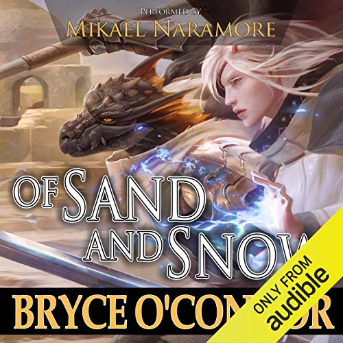Of Sand and Snow cover art