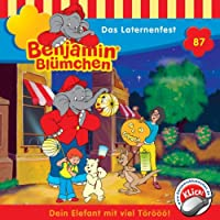 Das Laternenfest (Benjamin Blümchen 87) Hörbuch