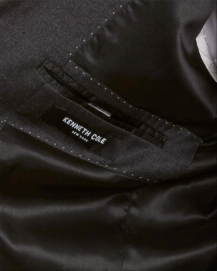 Kenneth Cole New York Men's Travel Ready Wool 32