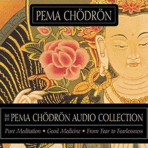 Couverture de The Pema Chodron Audio Collection