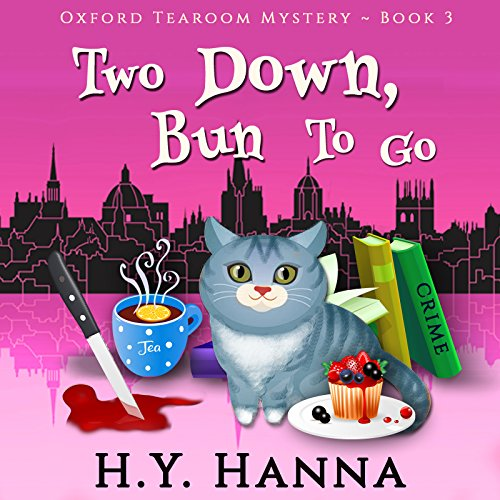 Two Down, Bun to Go audiobook cover art
