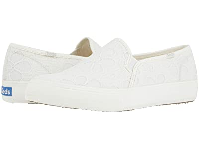 Keds Double Decker Festival Floral (Cream) Women