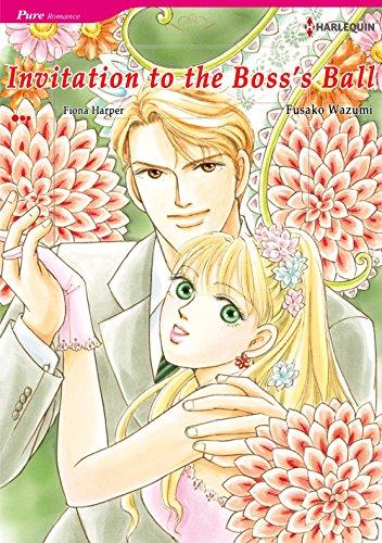 Invitation to The Boss's Ball: Harlequin comics (English Edition)
