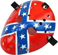 Best rebel flag hockey mask Reviews