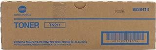 Konica Minolta 8938-413 OEM Toner - bizhub 200 222 250 282 Toner (TN211) OEM