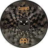 Meinl Cymbals 22' Crash/Ride Cymbal - Classics Custom Dark - Made in Germany, 2-YEAR WARRANTY...