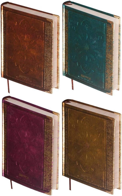 Kalpa Königlich Dreamnote Skizzenbuch Organizer Notizbuch Tagebuch Tagebuch Tagebuch Planer - 126 seiten - 19 x 13 cm - Königlich - Kombi Pack von 4 B01K51Z5KI | Stil  404265