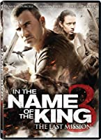 In the Name of the King 3: the Last Mission [DVD] [Import]