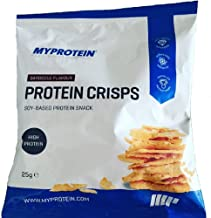 MyProtein Protein Crisps – Soy Based Protein Snack – 25g x 6 Packets Barbecue Estimated Price : £ 17,58
