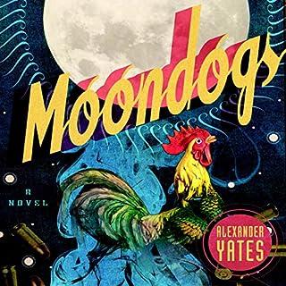 Moondogs audiobook cover art