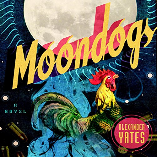 Moondogs audiobook cover art
