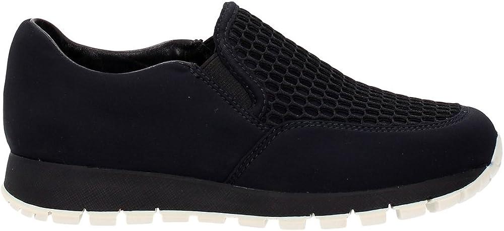 prada scarpa sneakers slip on da donna taglia 39 eu in  neoprene - fibra sintetica 3s6140