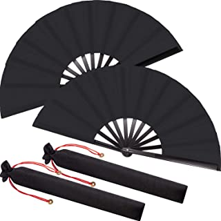 Best chinese metal folding fan Reviews