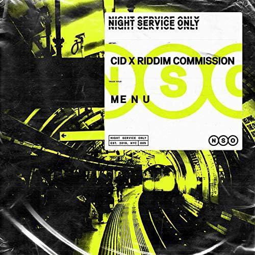 CID & Riddim Commission