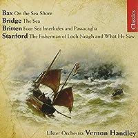 Bax/Bridge/Britten/Stanford : Ulster Orchestra / Vernon Handley