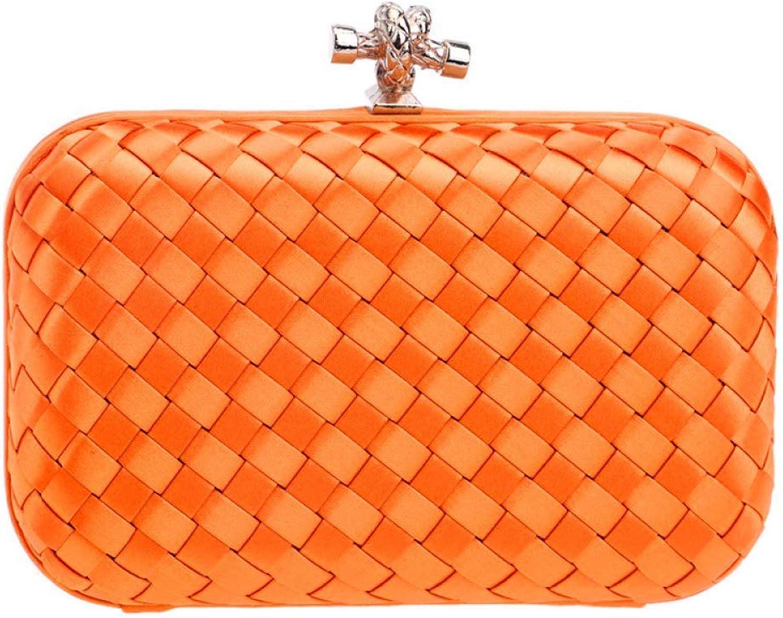 Young shinee, Damen Damen Damen Clutch, Orange (Orange) - Young shinee B07PKSV5MB  Ideales Geschenk für alle Gelegenheiten 2f4ad5