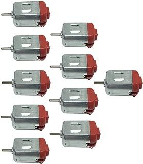 BEMONOC 130 Small Motor DC 3-6V Ultra High Speed DIY Hobby Remote Control Toy Car 10pcs