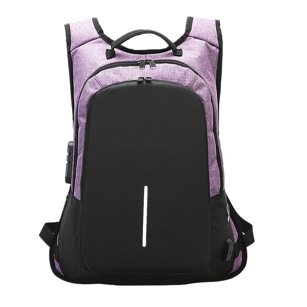 Business Backpack,Muranba 2019 USB Charging Password Lock Anti-Theft Backpack Men Women