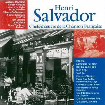 Chefs-d'oeuvre de la Chanson Française: Henri Salvador, Vol. 1