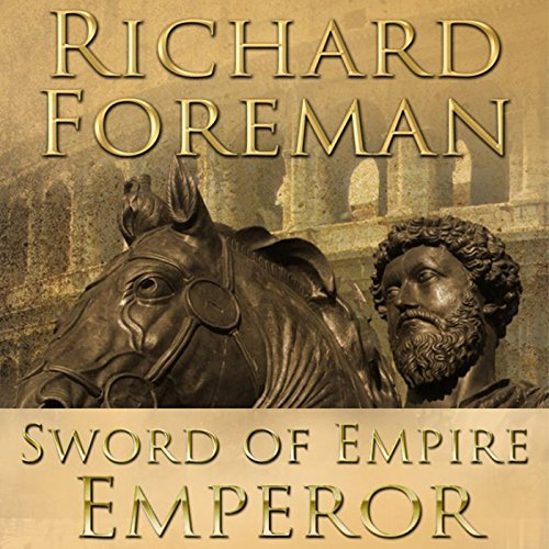 Sword of Empire: Emperor audiobook cover art