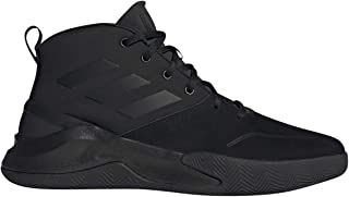 mens black high top athletic shoes