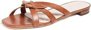 Loeffler Randall Women's Eveline Delicate Strap Flat Sandal