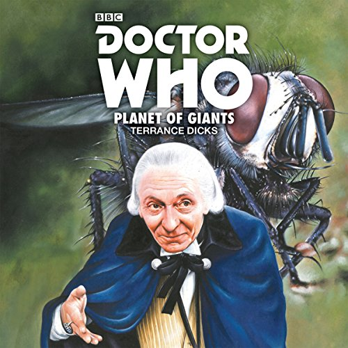 Doctor Who: Planet of Giants cover art