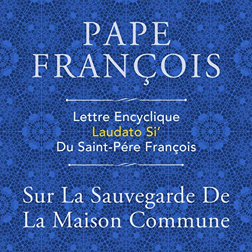 Lettre encyclique audiobook cover art