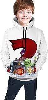 angry birds hooded sweatshirt